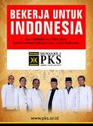 MUNAS 2 PKS: Bekerja Untuk Indonesia adalah Ibadah