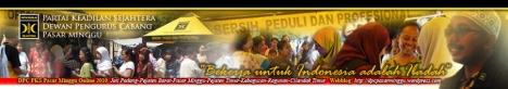 Header: Bekerja Untuk Indonesia adalah Ibadah